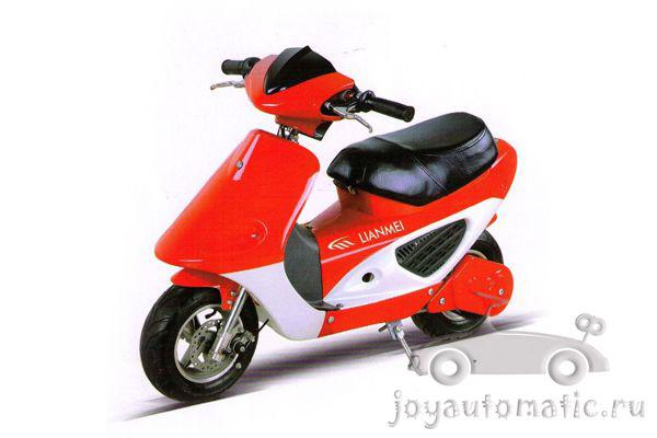 Скутер Joy Automatic LMOOX-R3-BIKE (49cc)
