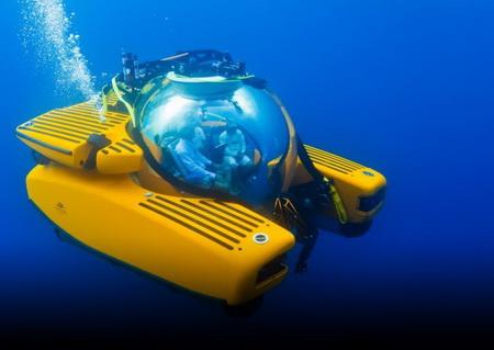 Уникальная подводная лодка от Астон Мартин: Neptune увидела свет