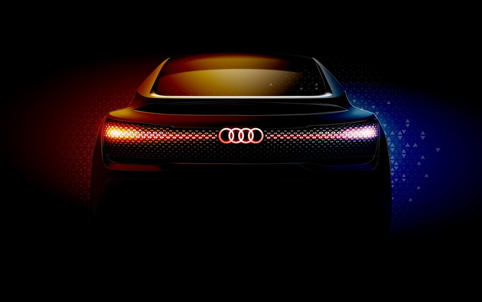 Ауди представит электрическое четырехдверное купе E-TronGT в 2022г.